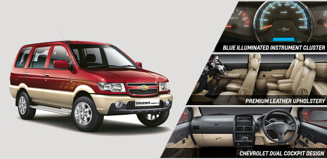 Chevrolet Tavera On Road Price Showroom Price And Technical