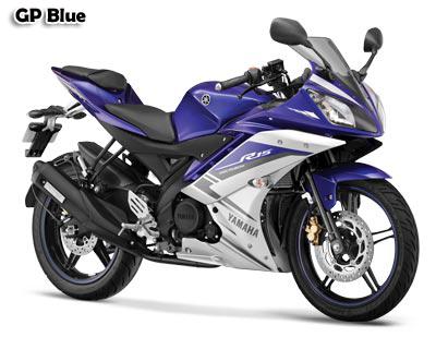 Yamaha YZF R15 VER 2.0