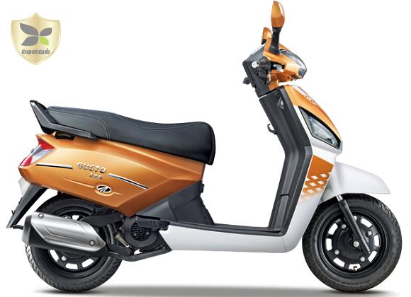 மகிந்திரா கஸ்டோ  125