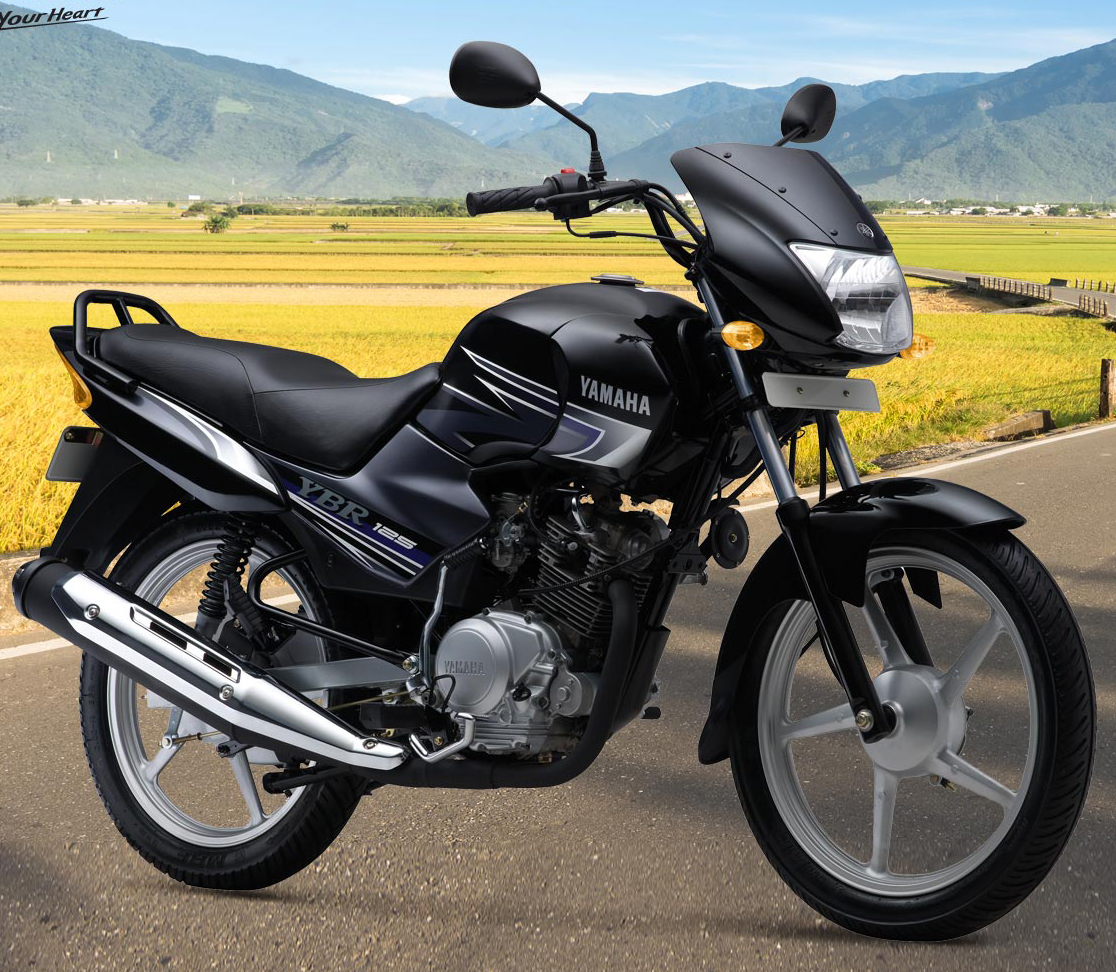 yamaha ybr 125 on road price showroom price and specification details mowval auto news. Black Bedroom Furniture Sets. Home Design Ideas