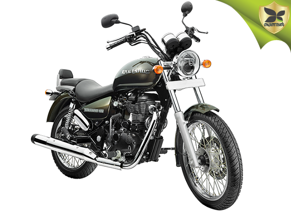Royal Enfield Thunder Bird 500