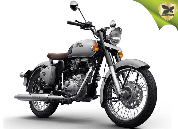 Royal Enfield Classic 350 Dual Disc