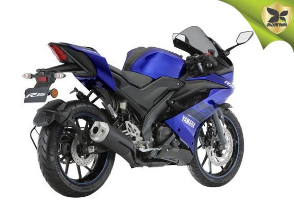 Yamaha YZF R15 VER 3.0