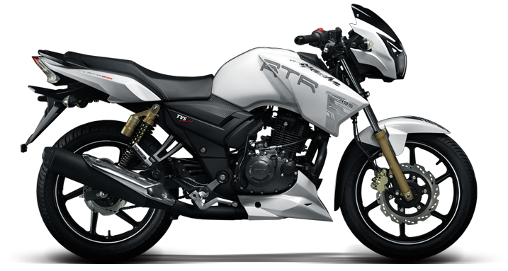 TVS Apache RTR180 ABS