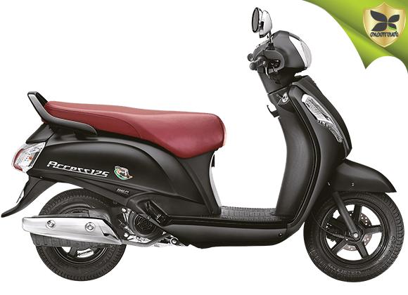 சுசுகி அக்செஸ் 125 SE