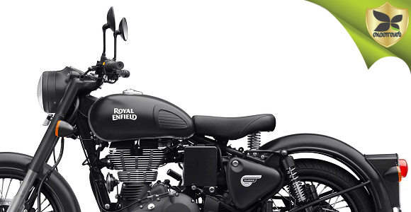 Royal Enfield Classic 500 Dual Disc