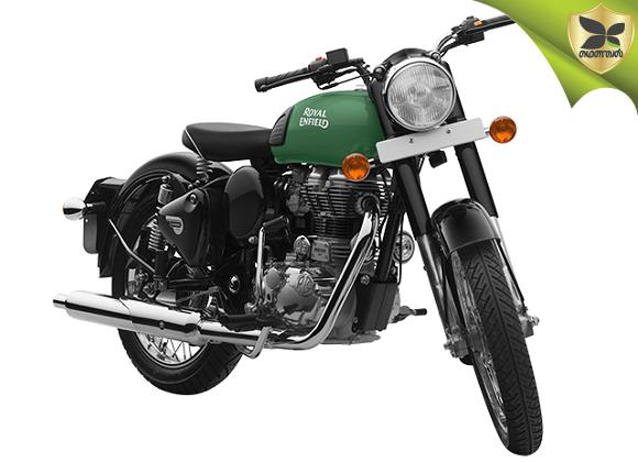ராயல் என்ஃபீல்ட் கிளாசிக் 350