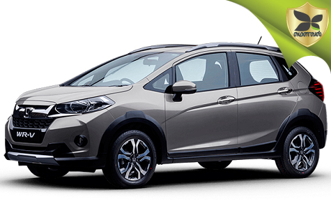 Honda Wrv On Road Price Showroom Price And Technical