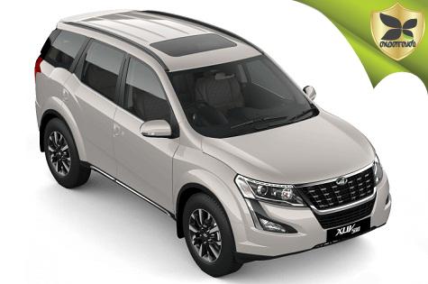 Mahindra XUV 500