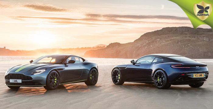 Flagship Aston Martin DB11 AMR Breaks Cover