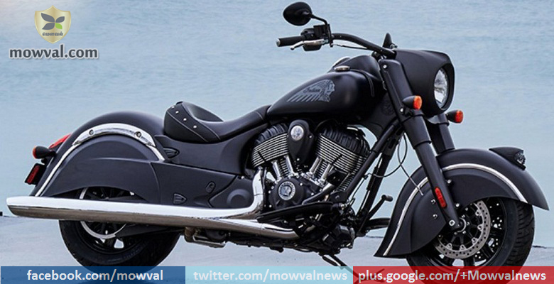 2016 Indian Chieftain Dark Horse Revealed