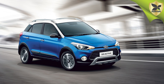 Hyundai i20 Active Facelift Launched In India At Rs 7.04 lakh