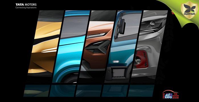2018 Delhi Auto Expo: Tata Will Revealed The Five New Models