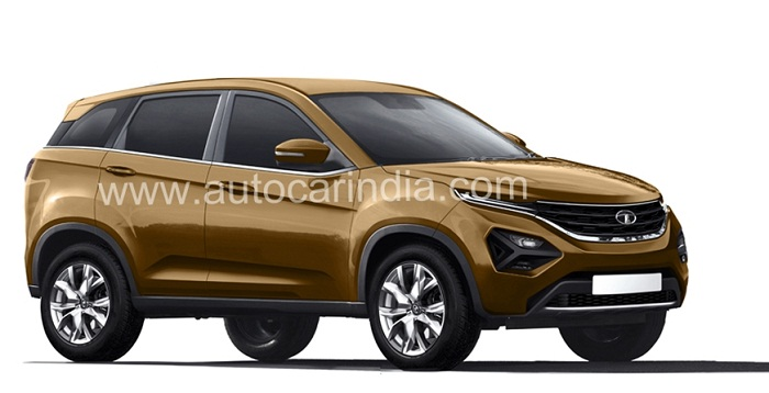 Tata H5 SUV Concept Leaked Ahead Of 2018 Delhi Auto Expo