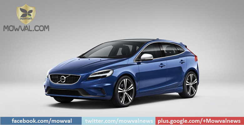 Volvo V40 And V40 Cross Country Facelift Launched in India