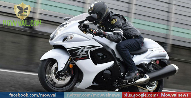2017 Suzuki Hayabusa Launched In India At Rs 13.88 Lakh