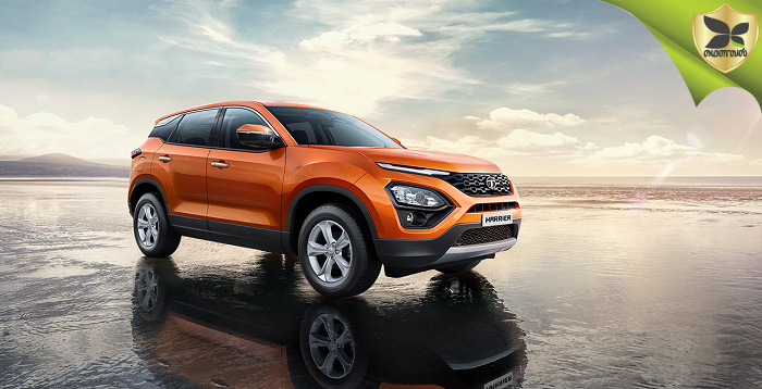 Tata Harrier Launched In India At Starting Price Of Rs 12.69 Lakh