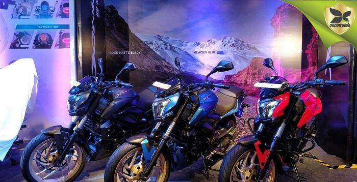 Bajaj Auto Unveils 2018 Motorcycle Lineup