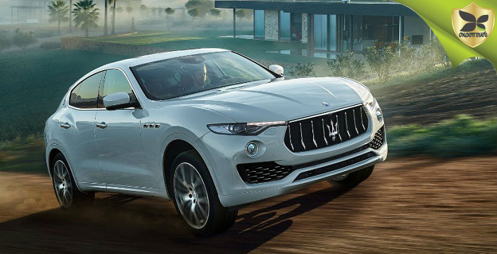 Maserati Levante SUV launched in India