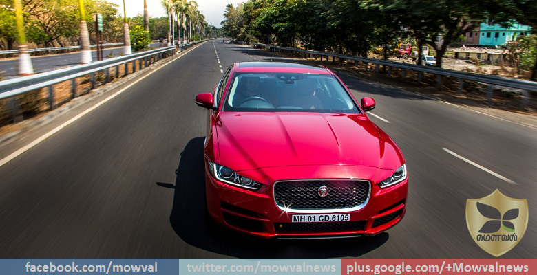 Jaguar XE Diesel Launched At Starting price Of Rs 38.25 Lakh