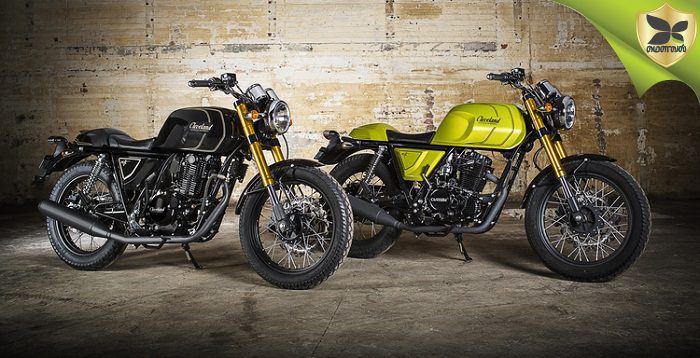Cleveland CycleWerks Going To Begin Sales In Indian By October