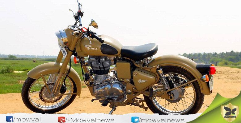 Royal Enfield Going To Introduce Upgraded Classic Models