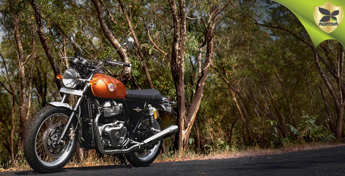 Image Gallery Of Royal Enfield Interceptor 650 And Continental GT 650