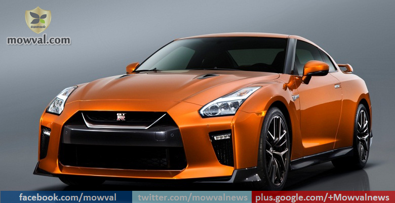 2017 Nissan GT-R to be launched In India on November 9