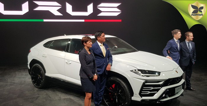 Lamborghini Urus SUV Launched In India
