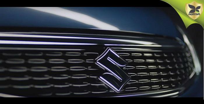 2018 Maruti Suzuki Ciaz Officially Teased