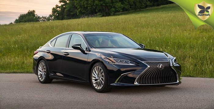 Lexus ES 300h Launched In India With Starting Price Of Rs 59.13 Lakh