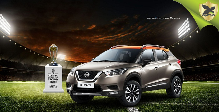 Nissan Kicks To Launch On January 22