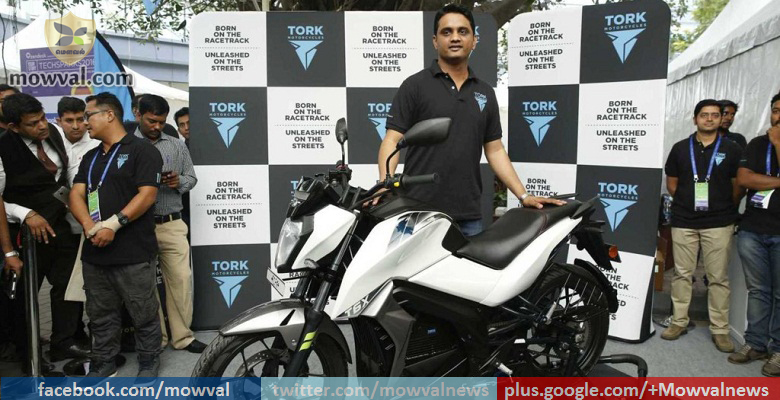 India's First Electric MotorbikeTork T6X Revealed
