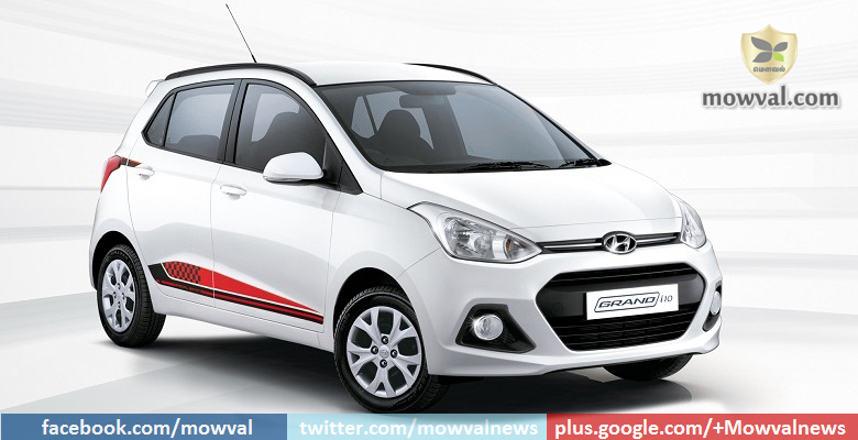 Hyundai Grand i10- 20th anniversary special edition launched