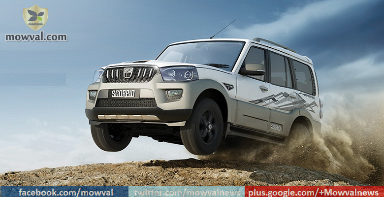 Mahindra Scorpio Adventure special edition launched at starting price of Rs.13.72 lakh