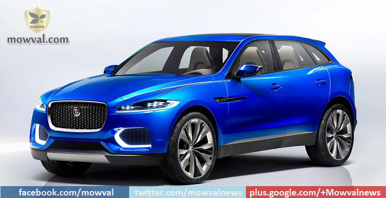 Jaguar F-Pace SUV to be Launched In India at October