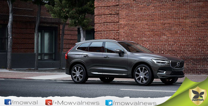 Volvo XC60 Launched In India With Price Of Rs 55.9 Lakh