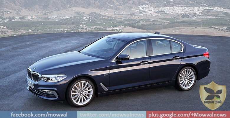 2017 BMW 5 Series Launched In India With Starting Price Of Rs 49.90 lakhs
