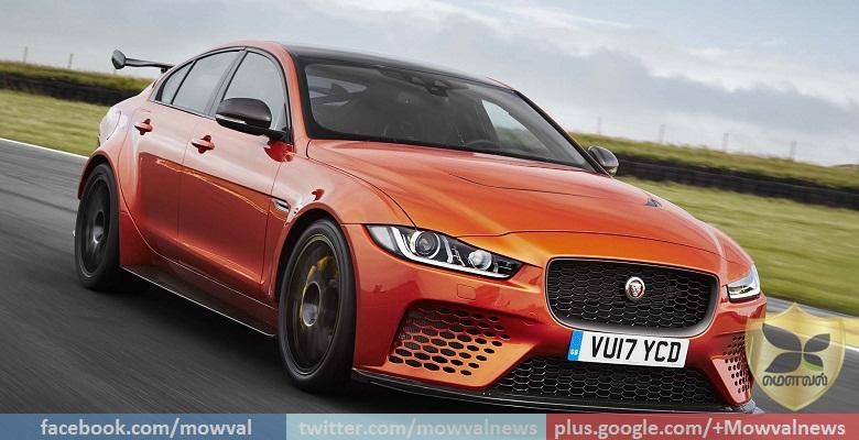 Jaguar XE SV Project 8 Unveiled