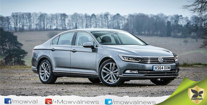 Volkswagen Passat Launched With Starting Price Of Rs 29.99 Lakh