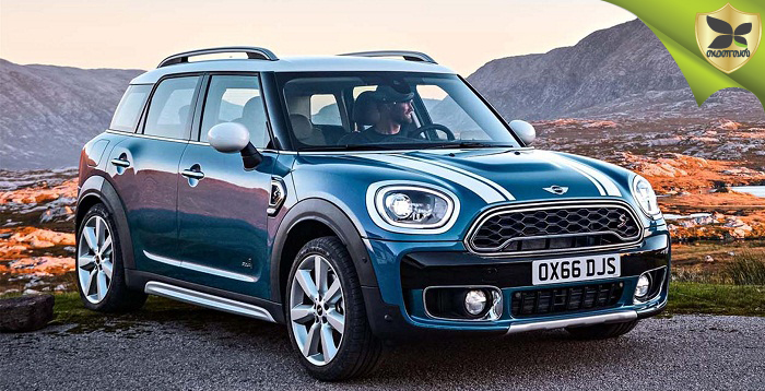 2018 Mini Countryman Launched In India At Rs 34.90 lakhs