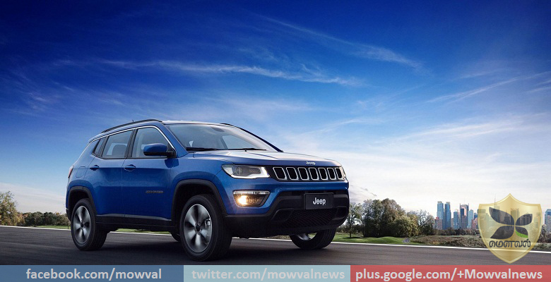 Jeep Compass To Launch on July 31