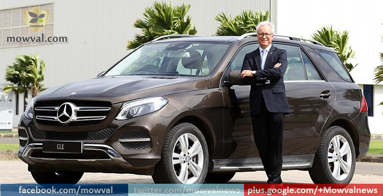 Mercedes-Benz GLE 400 4MATIC petrol Launched at Rs 74.90 lakh