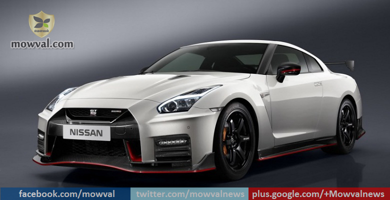 2017 Nissan GT-R Nismo officially revealed