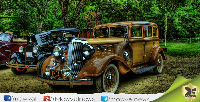 Vintage and Classic Cars Exempted From NGT Ban