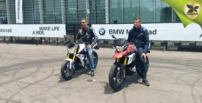 Finally BMW G310R And G310GS Launched In India
