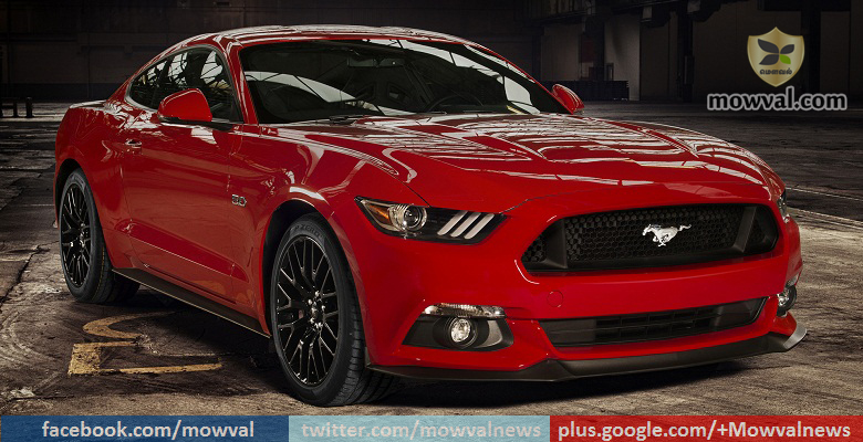 Ford Mustang Becomes Best-Selling Sports Car In India