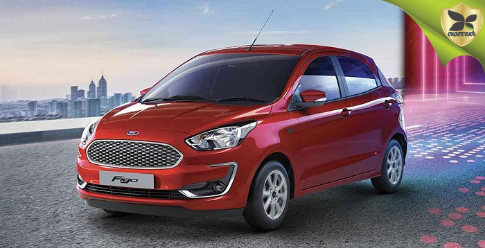 Ford Figo Facelift Teased Ahead Of Launch