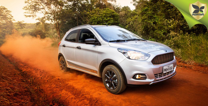 Ford Figo Cross To Be Revealed On January 31