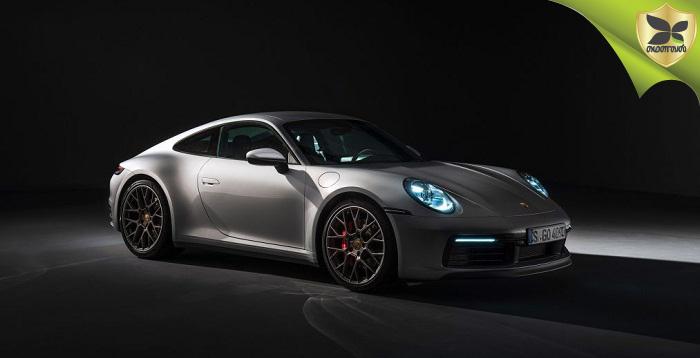 New-Gen Porsche 911 Carrera Unveiled